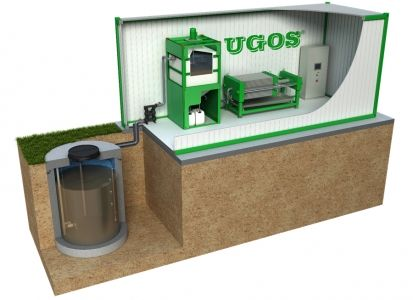 UGOS TECH-SED (Sedimentation)